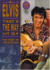 Cover Elvis Presley - That's The Way It Is - The Best Of The Outtakes Vol 2 [DVD]